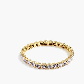 J.Crew Alison Lou X crystal bracelet