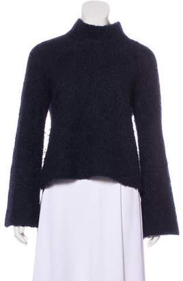 Ulla Johnson Wool Mock Neck Sweater