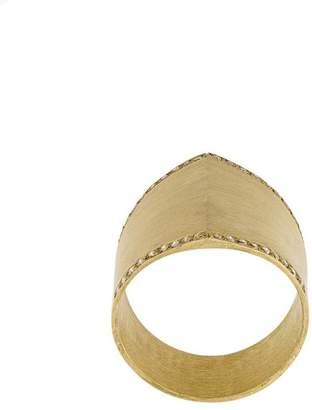 Ileana Makri Armor ring