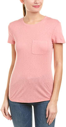Three Dots Pocket T-Shirt