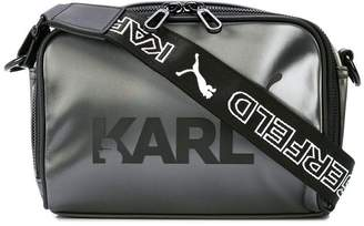 Puma x Karl Lagerfield shoulder bag