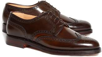 Brooks Brothers Peal & Co. Cordovan Brogue