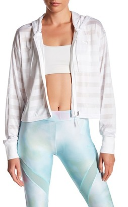 PUMA Burn Out Full Zip Hoodie $55 thestylecure.com
