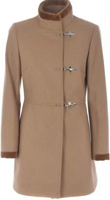 Fay Pin Closure Coat