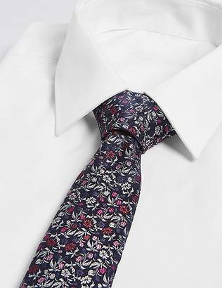 Marks and Spencer Floral Tie