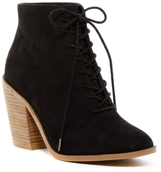 Kelsi Dagger Jenson Lace-Up Boot $175 thestylecure.com