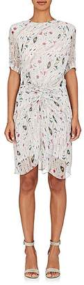 Etoile Isabel Marant Women's Barden Silk Minidress