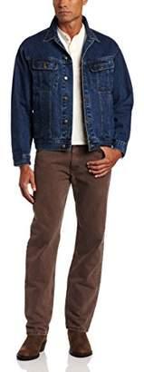 Wrangler Men's Big & Tall Unlined Denim Jacket