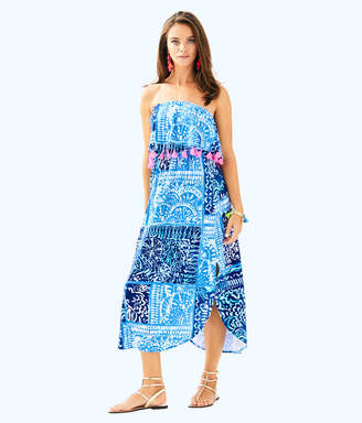 Lilly Pulitzer Womens Meridian Midi Dress