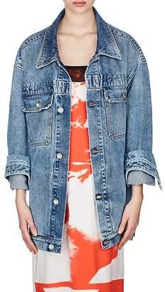 Maison Margiela Women's Denim Oversized Jacket