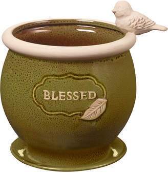 Precious Moments Blessed Large Garden Planter