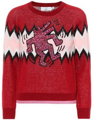 Coach Wool and cashmere sweater