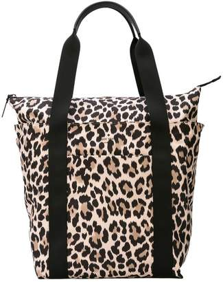 Kate Spade leopard-print tote