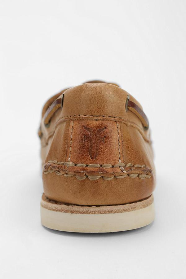 Frye Quincy Boat Shoe