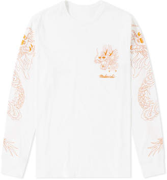 MHI Long Sleeve Dragon Tee