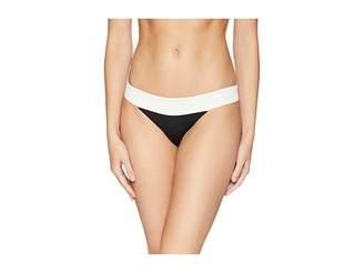 L-Space Color Block Veronica Bottom Women's Swimwear