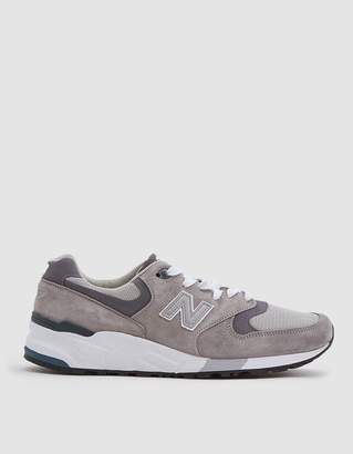 New Balance 999 Sneaker in Grey/Pewter