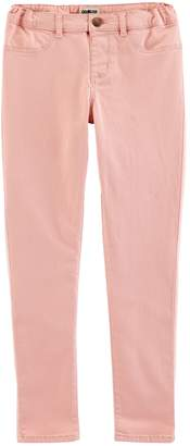Osh Kosh Oshkosh Bgosh Girls 4-12 Solid Jeggings