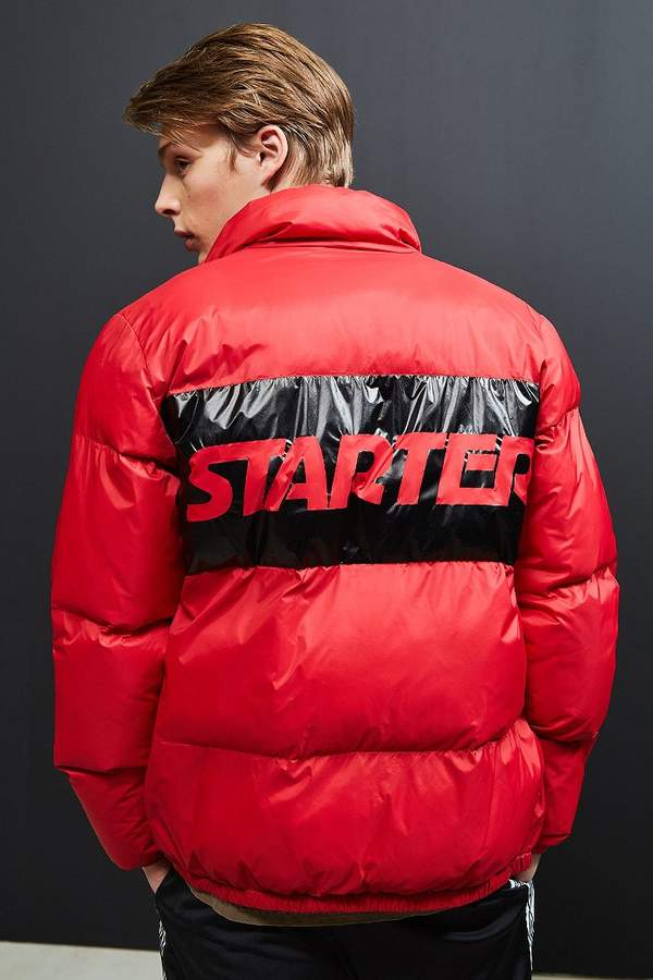 Starter Black Label X UO Puffer Jacket