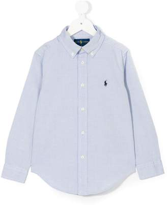 Ralph Lauren button-down logo shirt