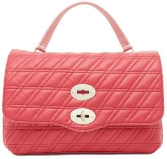 Zanellato Postina Quilted Top Handle Bag