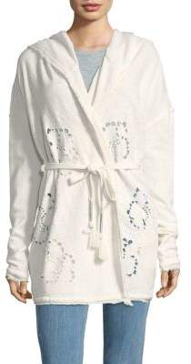 Free People Oh Pretty Daze Cotton Cardigan