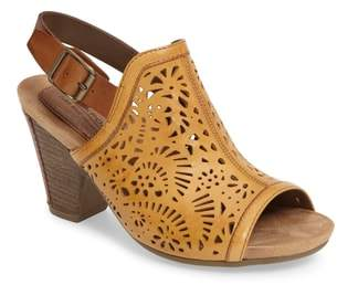 Rockport Cobb Hill Tropez Block Heel Sandal
