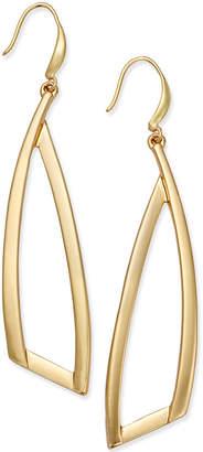 INC International Concepts I.N.C. Triangle Drop Earrings, Created for Macy's