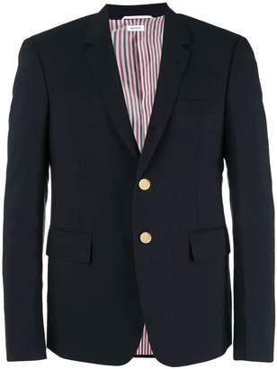 Thom Browne notched lapel blazer