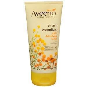 Aveeno Active Naturals Smart Essentials Daily Detoxifying Scrub