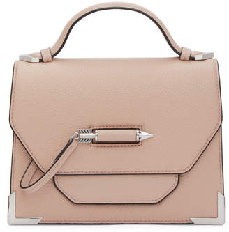 Mackage Pink Keeley Crossbody Bag
