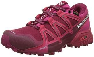 Salomon Women's Speedcross Vario 2 GTX W Trail Running Shoes,36 EU