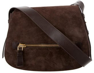 Tom Ford Tom Ford Jennifer Soft Saddle Bag