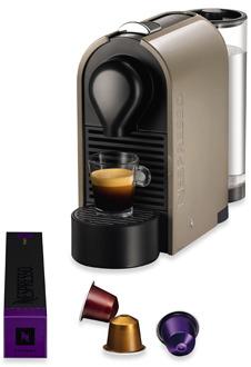 PURE Grey Nespresso® U Espresso Maker