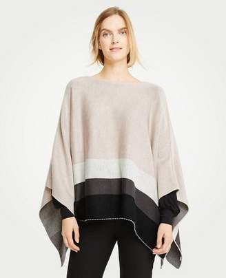 Ann Taylor Tipped Cape