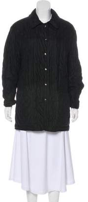 Hermes Padded Short Coat