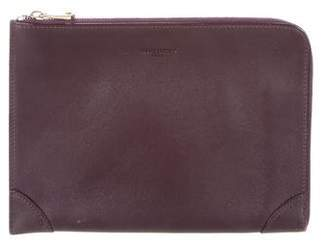 Givenchy Leather Lucrezia Clutch
