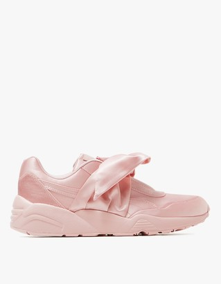 Bow Trinomic in Silver Pink $160 thestylecure.com