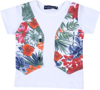 Manuell & Frank T-shirts - Item 12110124JA