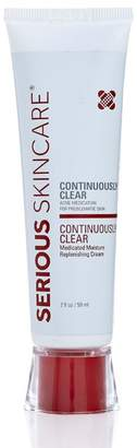 Serious Skincare Continuously Clear Medicated Moisture Replenishing Cream