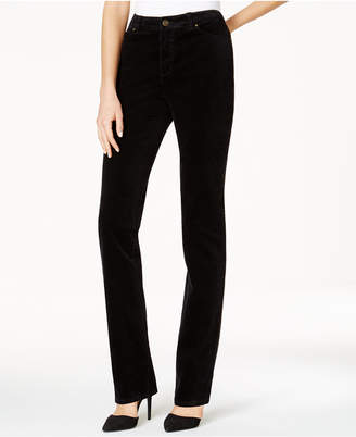 Charter Club Lexington Corduroy Straight-Leg Pants