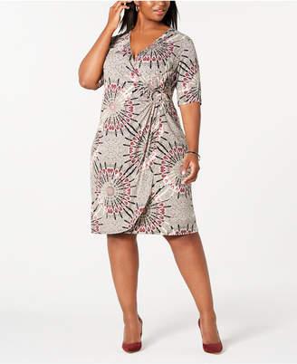 Connected Plus Size Dresses - ShopStyle