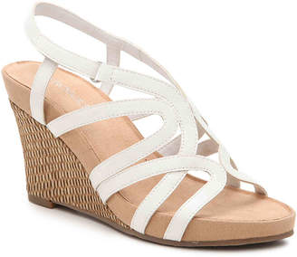 Aerosoles Lux Plush Wedge Sandal - Women's