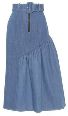 Rejina Pyo Bonnie asymmetrical skirt