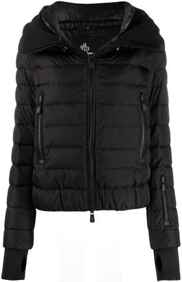 Moncler padded long sleeve jacket