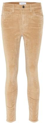 Current/Elliott Stretch-cotton pants