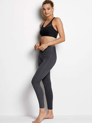 Victoria Sport Anytime Cotton Smocked-waist Legging