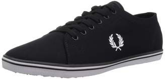 Fred Perry Men's Kingston Twill Sneaker