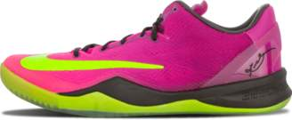 Nike Kobe 8 System MC 'Mambacurial' - Red Plum/Electric Green