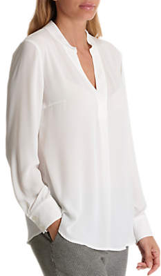 789dee4836ba0 at John Lewis and Partners · Betty Barclay V-Neck Blouse
